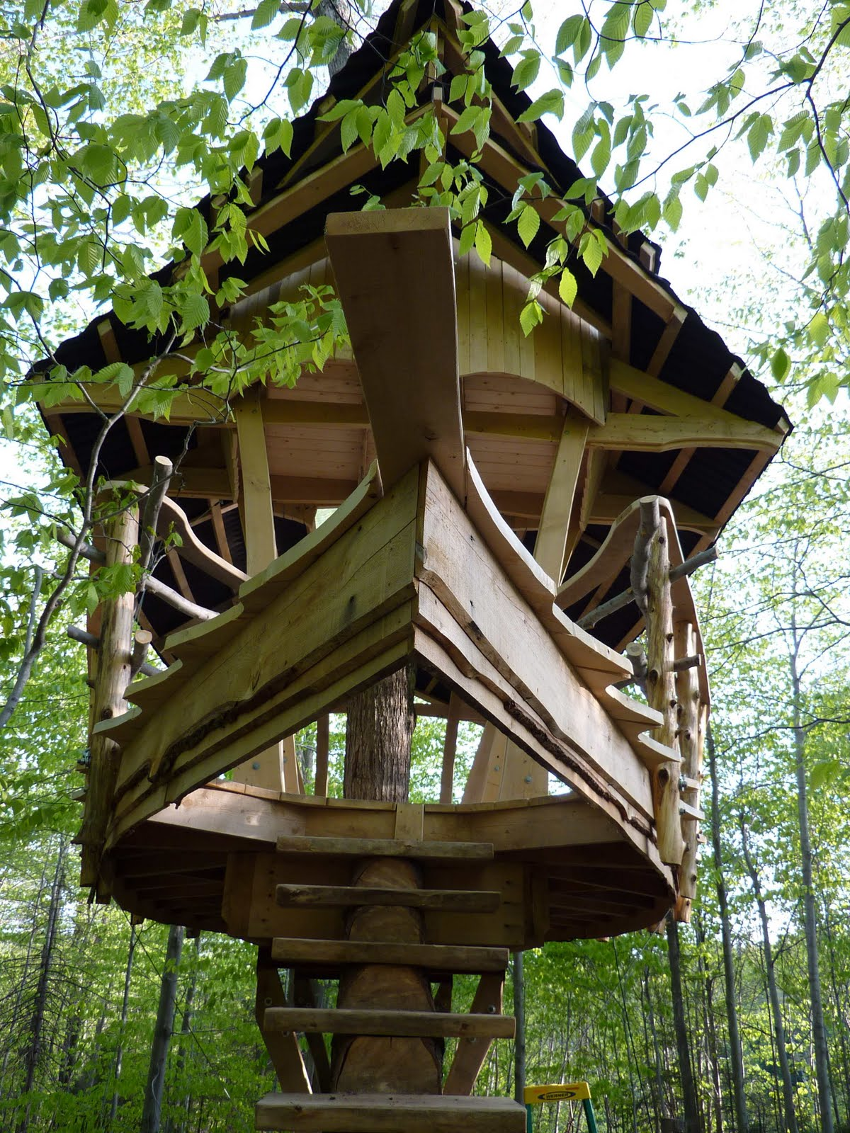 wanted treehouse project in the mad river valley yestermorrow
