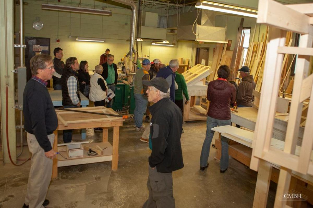 New England Prefab Factory Tours | Yestermorrow Design/Build