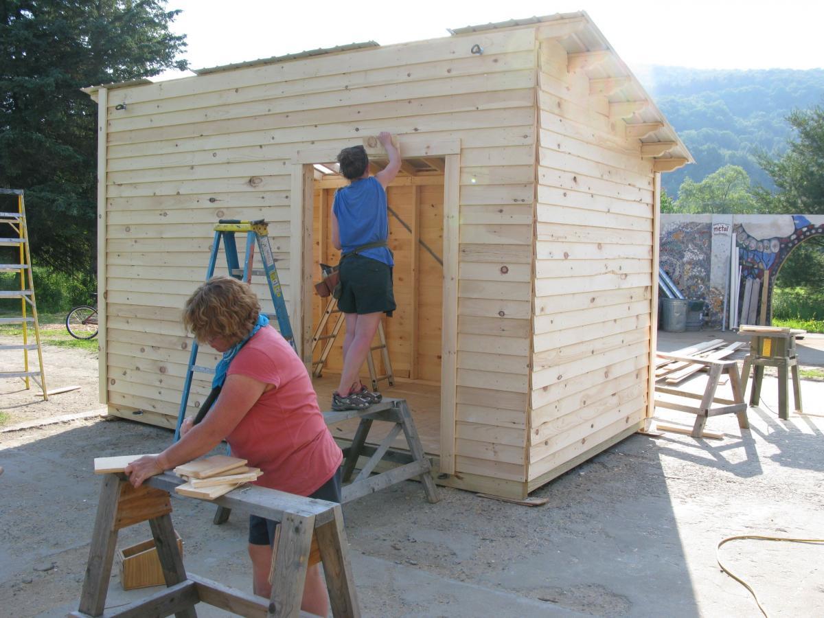 Carpentry For Women Yestermorrow Design Build School